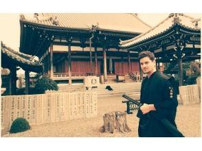 [Osaka Sennan] samurai spirit also learn! You can lots of samurai experience! Image of