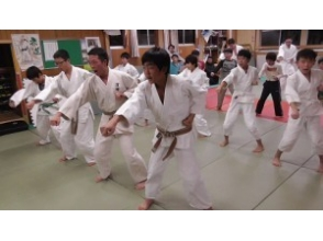 【Osaka · Sennan】 Experience Japanese traditional martial arts! Image of general martial arts experience (karate · judo · aikido · blowpiece)