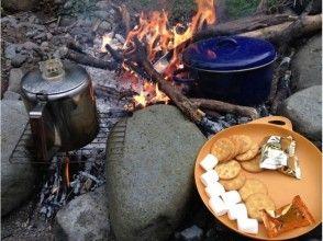 【山梨・八ヶ岳】大人の野遊び 焚き火カフェ※ランチボックス付♪の画像