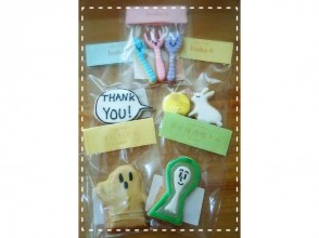 【Nara · Kashihara】 Colorful & cute decoration! Image of making icing cookie