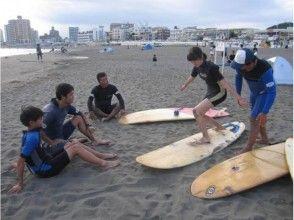 [Shonan /Enoshima/ Surfing] Supporting Surfer Debut! Beginners class/5300 yen