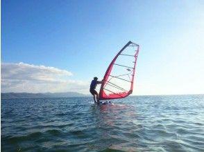 【兵庫・明石】ウインドサーフィンスクール(体験コース)の画像