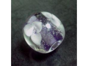 【東京・練馬】ガラスの中の小宇宙。カラフルなとんぼ玉の手作体験をしよう ※1点無料アクセサリー加工付の画像