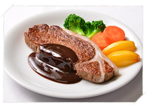【岐阜・白鳥】おいしそうな食品サンプルを自分で作ってみよう!<ステーキ(単品/セット)>