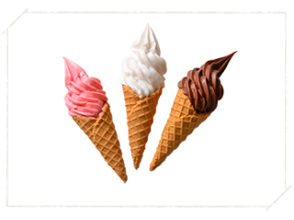 [Gifu · Swan] Let's make a delicious food sample by yourself! Image of ice cream / soft cream