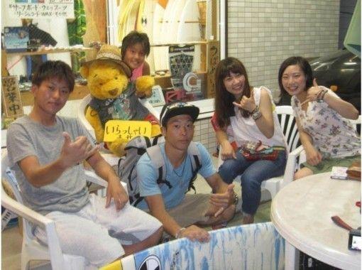 【湘南・サーフィンスクール】2名以上でお得なグループレッスン/4900円