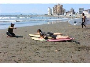 [Kanagawa / Shonan / Surfing] Limited to those with 2 or more female students ★ Margaret plan / 4800 yen