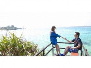 【沖縄・今帰仁村】沖縄のビーチで家族写真!ファミリーフォトプラン