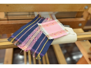 "[Okinawa Naha] prestigious fabrics in the ""KubiSaori"" of trying to make a coaster or book cover image"