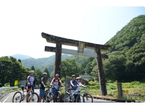 [Tottori Mount Mitoku] a step in the training! Mount Mitoku training climbing & exhilarating cycling tour of image
