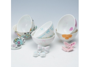 【Tokyo · Gotanda】 Picture of the original tableware made in Pose Rats <Tea bowl + chopstick restraint course course>