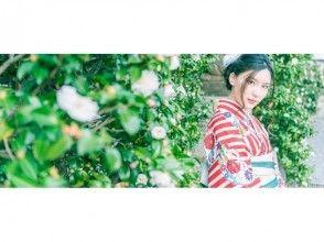 【京都・清水寺 着物レンタル】京都を着物で観光しよう☆着物・浴衣レンタルおまかせプランの画像