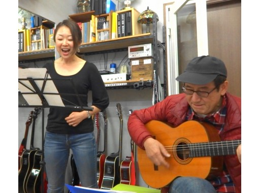【京都・伏見】基本からレッスン!初心者から楽しく通える「ボーカル教室」マンツーマンレッスン・手ぶらでOK!