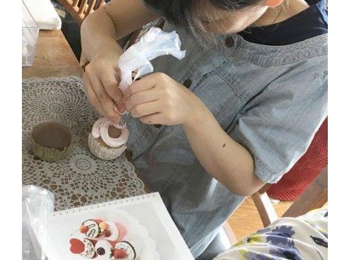 【東京・富士見台】初心者向け!ソフトクレイ体験「かわいいカップケーキ作り」富士見台駅より徒歩2分!