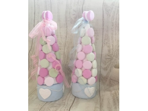 [Tokyo Fujimidai] popular image also macaroon tower ♪ children made of soft clay