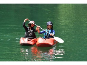[Tokyo canoe school in the Tama River] beginner experience class of image