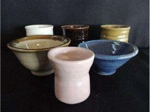 【栃木・益子】60分で益子焼の陶芸体験!電動ろくろで陶芸家気分を満喫の画像