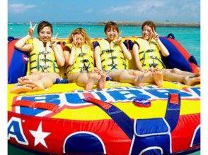 """[沖繩久米島]游泳有點弱!推薦這樣的人,""""海野上述計劃。"""""""