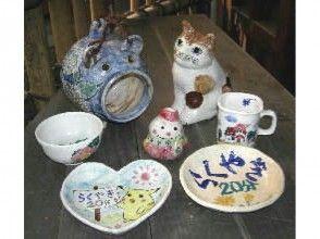【東京・調布】緑豊かな深大寺窯で陶芸体験。20分で焼き上がるお手軽[らくやきコース]の画像