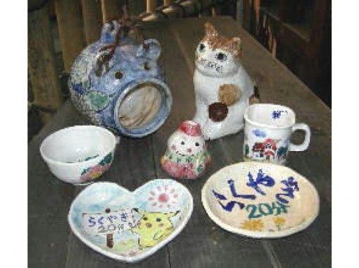 【東京・調布】緑豊かな深大寺窯で陶芸体験。20分で焼き上がるお手軽[らくやきコース]