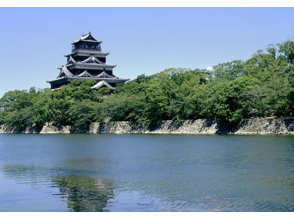 [Hiroshima, Hiroshima] over the typical attractions of Hiroshima city! Image of A Course