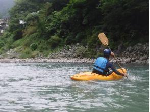 [東京體驗多摩川獨木舟學校的樂趣!流動入門級