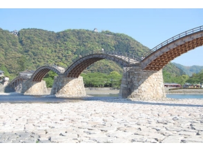 【広島・岩国&宮島】宮島・岩国錦帯橋を巡る! Hコースの画像