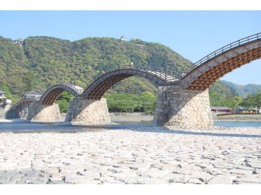 【広島・岩国&宮島】宮島・岩国錦帯橋を巡る!Hコース