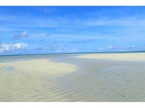 【沖縄・宮古島】初心者もOK。SUPで海上散歩&幻の白い砂浜に上陸![SUPクルージング]の画像