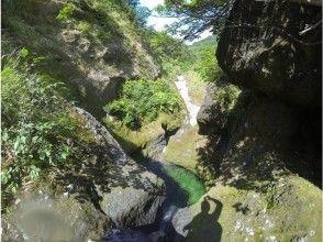 【富山・黒部川】黒部川ダブルトリップ(ラフティング&キャニオニング)の画像
