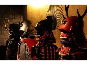 【東京・新宿】フォトスタジオでサムライになる!リーズナブルに甲冑撮影を体験できる「梅プラン」の画像
