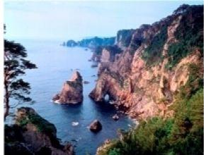 [岩手/ Tanohata]向导是有趣的向导!关闭悬崖!北山崎天文台指南(1小时)