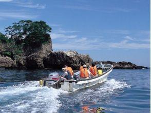 【岩手・田野畑】小型漁船に乗って出発!サッパ船アドベンチャーズ[1時間]の画像
