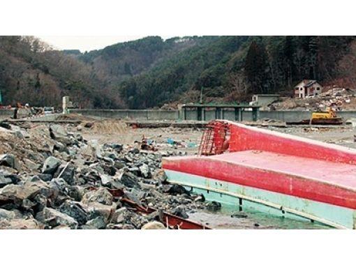 【岩手・田野畑】被災地の記憶を伝える。たのはた大津波語り部(1時間)