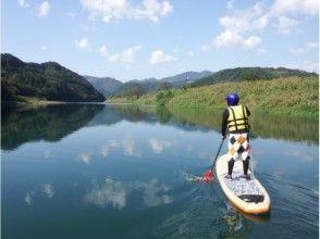 【熊本・球磨川】大興奮!注目のリバーサップ(River SUP)★1日体験ツアーの画像
