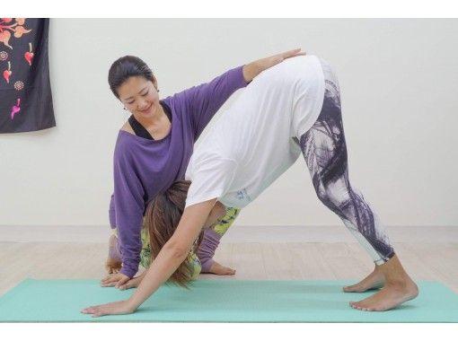 【沖縄・那覇】瞑想・呼吸法を取り入れた本格インドヨガを体験(プライベートレッスン)