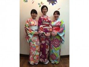 [橫濱,神奈川]和服租賃敷料@圖像的橫濱站和服