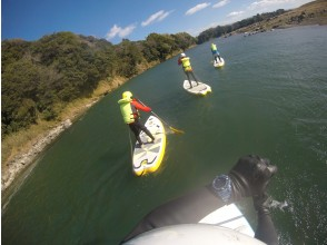[Kumamoto ・ Kumakawa] Great attention! River SUP (River SUP) ★ half-day Experience tour 【Afternoon course】