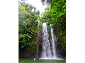 Ter waterfall trekking