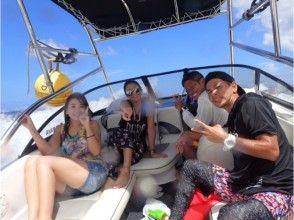 【沖縄】プレジャーボート遊び放題の画像