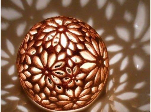 【石川・金沢】果実の皮を使った「ピールアート」のランタン&リースを作ろう