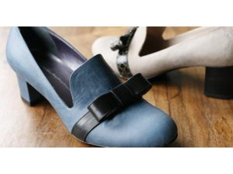 [東京惠比壽製鞋經驗]讓我們的鞋!歌劇鞋引入圖像的生產經驗(全四次)