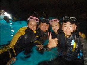 【Okinawa · Onna Village】 Whale & Blue Cave Snorkel