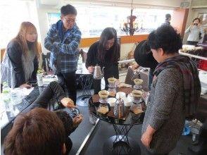 【東京・浅草】大人の教室~もっと美味しく!様々な器具を使っての「コーヒーハンドドリップ&プレス式テクニック」