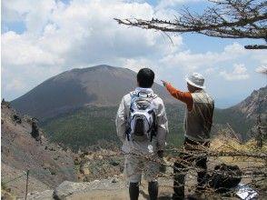 [Nagano/ Komoro] Watch the magnificent view of Mount Asama! Black spot mountain trekking
