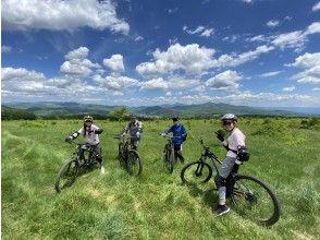 [Enjoy the nature of Hachimantai, Tohoku] 1day MTB (mountain bike) tour [with original lunch]