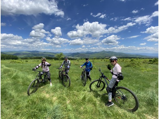★ HIS Super Summer Sale in progress ★ [Enjoy the nature of Hachimantai, Tohoku] 1day MTB (mountain bike) tour [with original lunch]の紹介画像