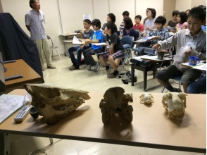 【長野・諏訪】実際に見て触って動物について学べる〔動物の学校〕の画像