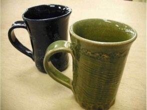 【千葉・袖ケ浦】板状の粘土で作る陶芸品「マグカップ作り」体験の画像