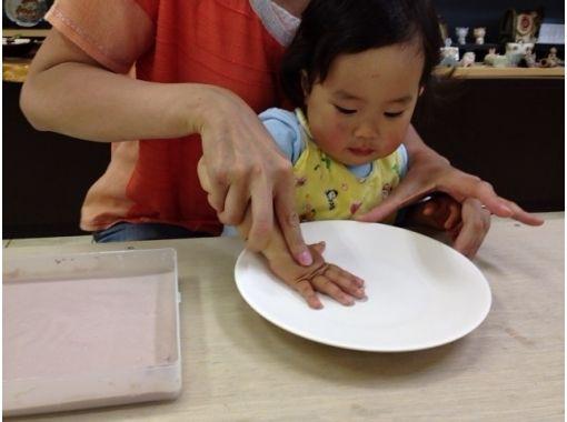 【千葉・袖ケ浦】素焼きの食器に「絵付け」体験!小さなお子様も楽しめます!の紹介画像